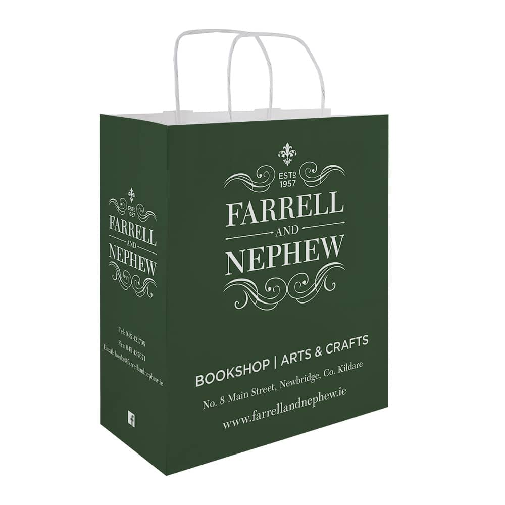 Farrell & Nephew Bookshop | Bagprint.ie