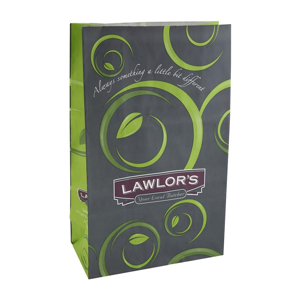 Lawlor's Butchers bag