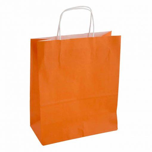 Colour Twist Carrier Bag | Bagprint.ie