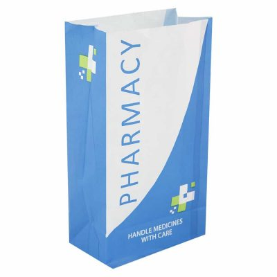 Stock Pharmacy Dispensary Bag | Bagprint.ie