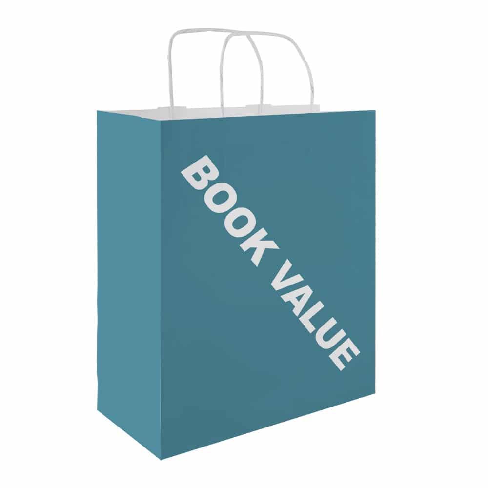 Book Value - Book Store Bag - Bagprint.ie