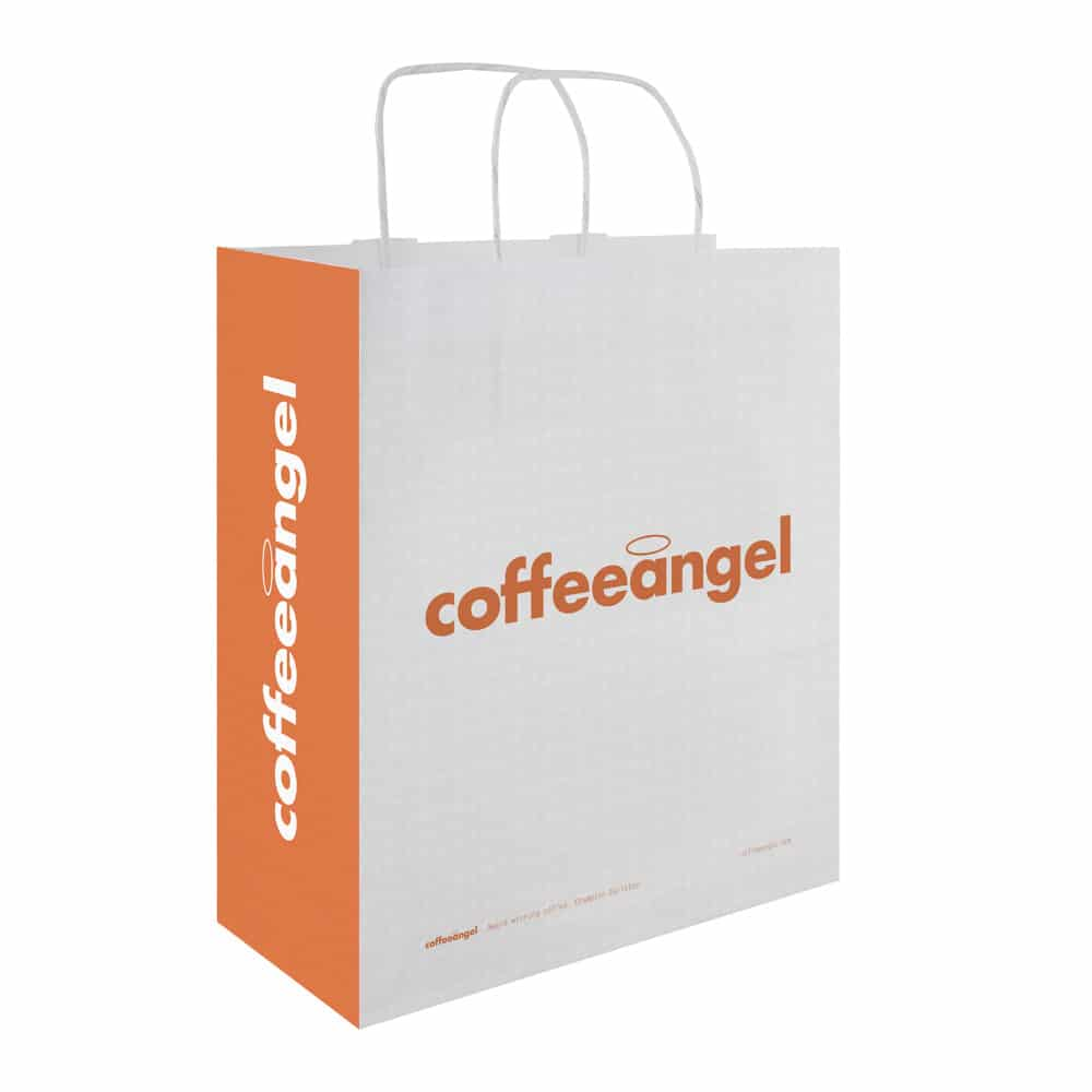 Coffeeangel Bag | Bagprint.ie
