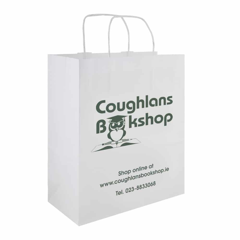 Coughlans Bookshop - Bookshop Bag - Bagprint.ie