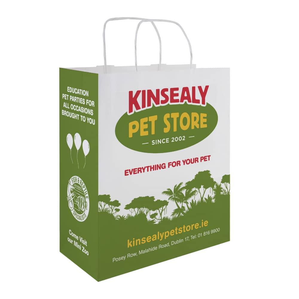 Kinsealy Pet Store - Pet Store Bag - Bagprint.ie