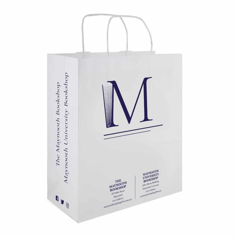 Maynooth University - Book Store Bag - Bagprint.ie