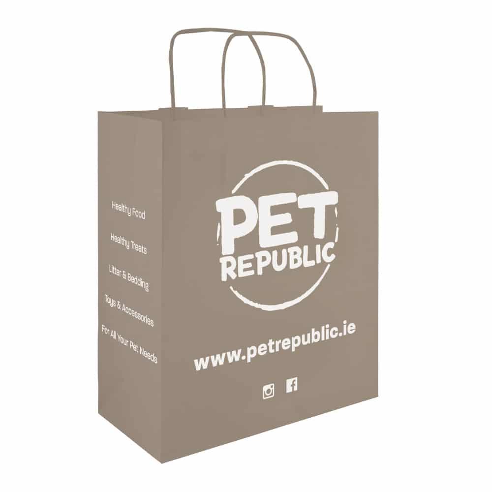 Pet Republic - Pet Store Bag - Bagprint.ie