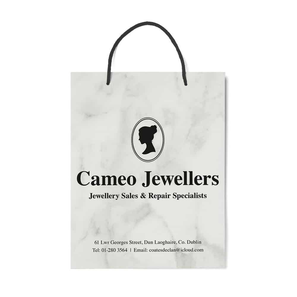 Rise Vape   Branded Luxury Carrier Bags   Bagprint.ie