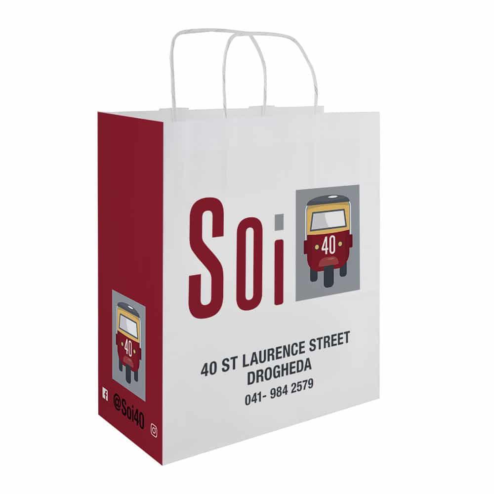 Bookstore Bags | Bagprint.ie